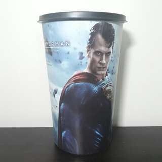 Justice League Superman Tumbler from 7/11