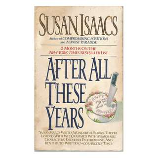 Susan Isaacs - After All These Years