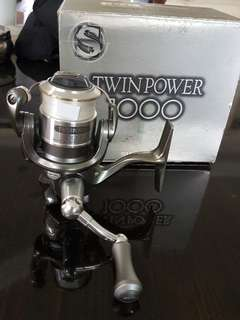 Fishing Reel shimano Twin Power 1000s