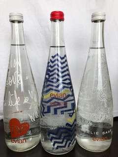 Evian水 特別版