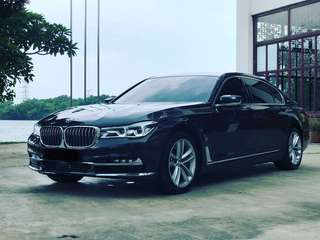 BMW 740le Available with legendary cars now