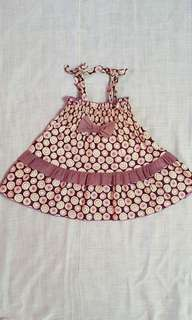 Cuddle's Baby Dress