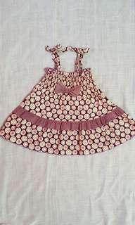 Cuddle's Baby Dress