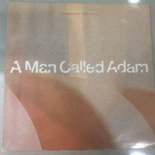 "A Man Called Adam ‎– Barefoot In The Head, 12"" Single Vinyl, Big Life ‎– BLR 28T, 1990, UK"