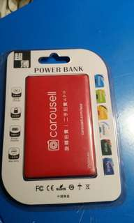 全新 2500mAh Power Bank 充電寶