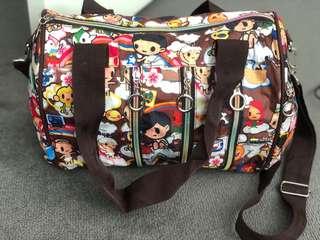 Duchess mini duffel bag