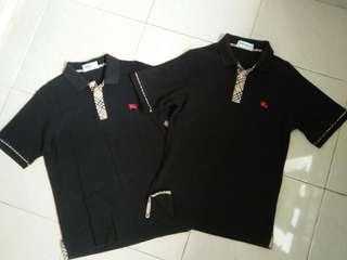 Polo shirt Burberrys ( couples )