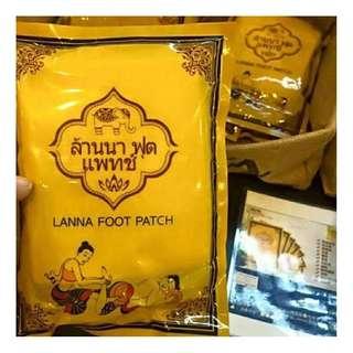Thailand Lanna Food Patch