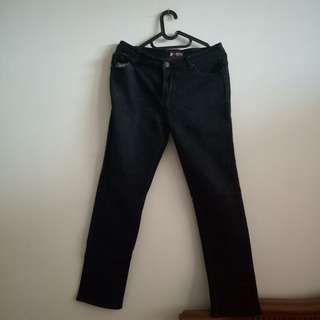 Saint lee pants black jeans