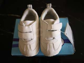 Brand new Asics baby shoes