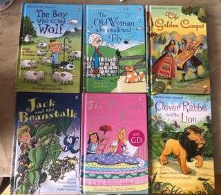 Preloved Usborne books in very good condition