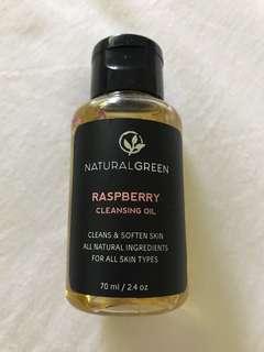 NaturalGreen Raspberry Cleansing Oil