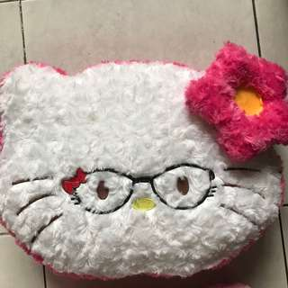 Boneka hellokitty pink