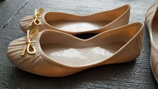 Jelly Bunny shoes for mum and girl - used