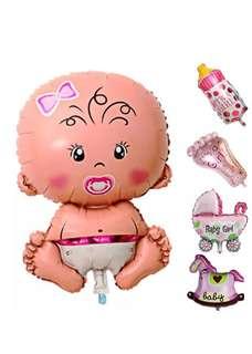 Baby Shower for Girl Balloon set