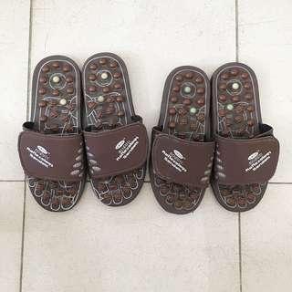 KOZUI reflexology sandals/Sandal kesehatan