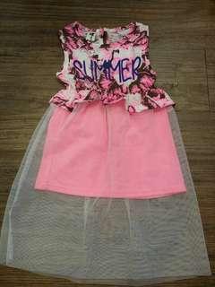 韓國正版品牌女童裝裙⭐️清貨⭐️