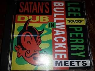 "Music CD: Lee ""Scratch"" Perry MeetsBullwackie–In Satan's Dub"
