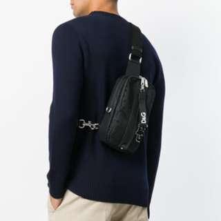 DOLCE & GABBANA single strap backpack 背囊 單咩袋 包 D & G