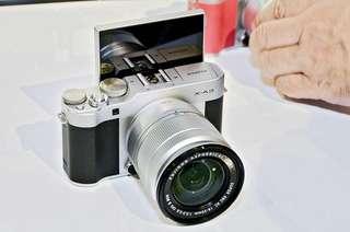 Kredit Fujifilm Xa3 free instax mini + Memory, gratis 1x cicilan
