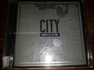Music CD: Jon Hassell ‎– City: Works Of Fiction