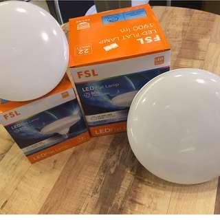 FSL LED Flat Lamp (UFO-E27)