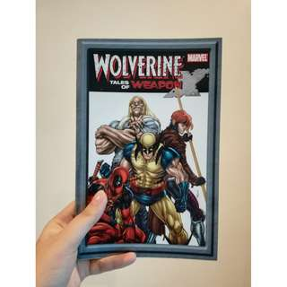 Wolverine: Tales of Weapon X (X-Men Comic Book)