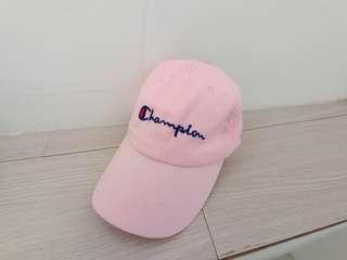 🚚 Champion帽 粉色