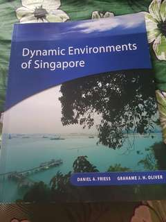 Dynamic Environments of Singapore (GES1004)