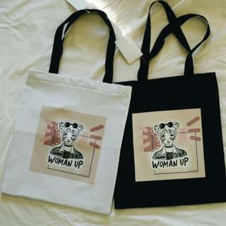 The RAD Shop's Tote Bags with zipper