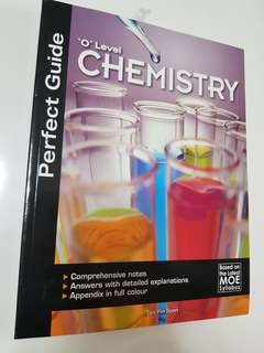 Perfect Guide: 'O'Level Chemistry