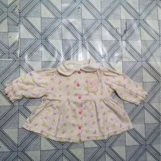 Cute baby girl blouse