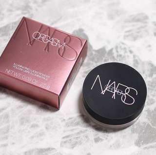 NARS  Orgasm Illuminating Loose Powder 2.5g 光影蜜粉