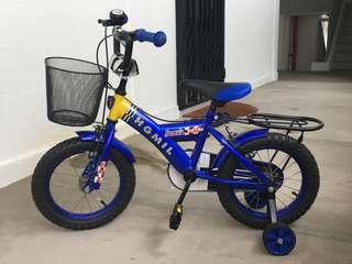 "Kids 14"" tyres bike"