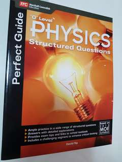 Perfect Guide: 'O' Level Physics - Structure Questions