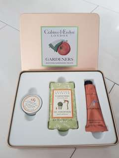 Crabtree & Evelyn Gardeners Gift Set