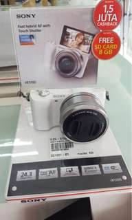 Sony A5100 Bisa Kredit Tanpa Dp