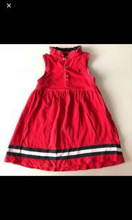 Polo Ralph Lauren Baby Dress (2T)
