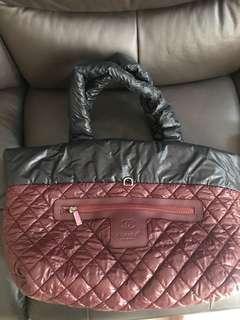 Chanel 雙面袋