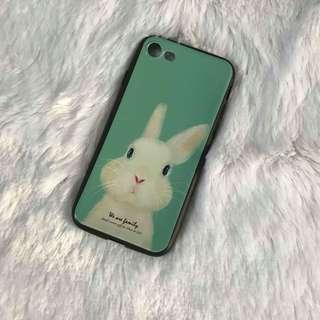 Iphone 7 Bunny Print Case