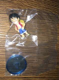 new ONE Piece Luffy sealed fro  Japan