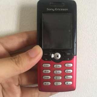 Sony Ericson phone