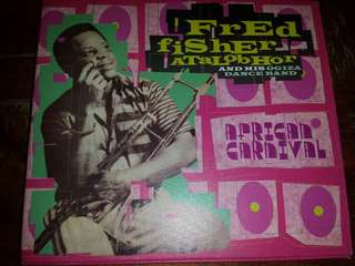 Music CD (2xCD): Fred Fisher Atalobhor And His Ogiza Dance Band–African Carnival