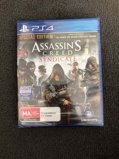 NEW - Assassin's Creed Syndicate