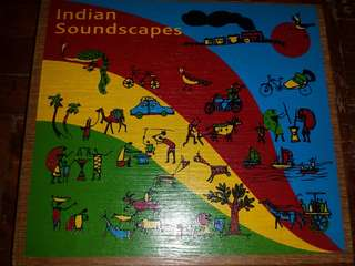 Audio CD (2xCD): Indian Soundscapes ‎– Indian Soundscapes (Field Recordings)
