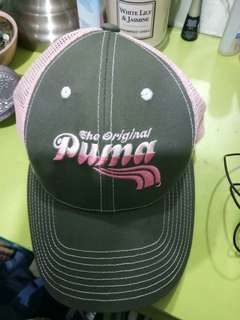 Authentic Puma cap