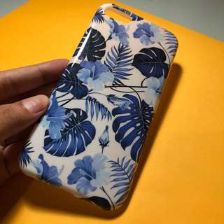 iPhone 7 8 floral imd case