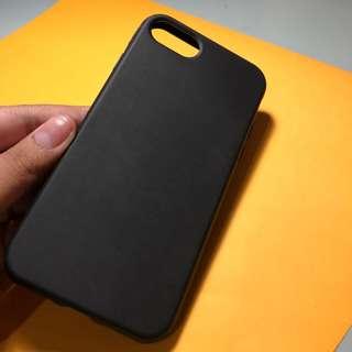 iPhone 7 8 black full silicone case