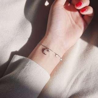 🧡 💍Stars and Moon Bracelet