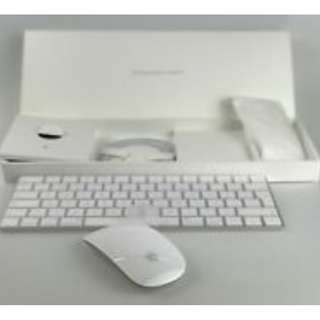 Apple Magic Mouse & Apple Magic Keyboard (wireless + lightning port) 99% new
